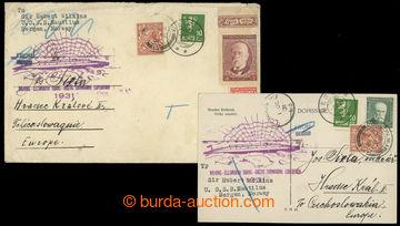 220699 - 1931 Wilkins - Ellsworth Trans - Arctic Submarine Expedition