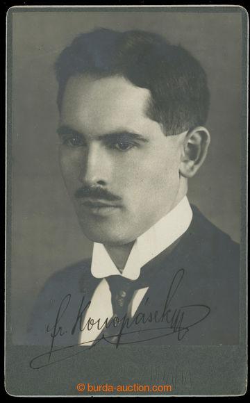 220999 - 1918 DRTIKOL František (1883–1961), kabinetní fotografie
