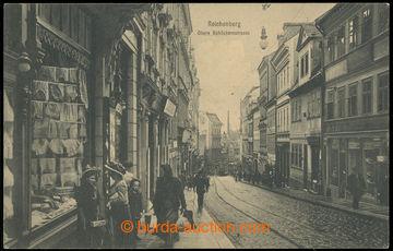 221418 - 1909 LIBEREC (Reichenberg) Schückernstrasse, single-view vi
