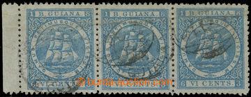 221773 - 1875 SG.111, Fregata Sandbach 6C ultramarínová, krajová v