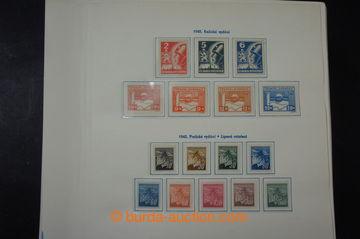 221896 - 1945-1992 [SBÍRKY]  GENERÁLNÍ / nekompletní sbírka na z