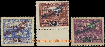 222001 -  Pof.L1A, L2A, L3B, I. letecké provizorium, kompletní zoub