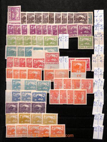 222037 - 1918-1939 [SBÍRKY]  AKUMULACE  / větší obchodní zásoba