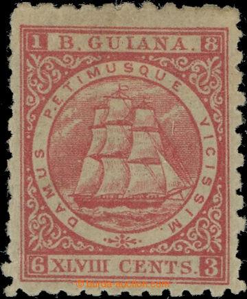 222400 - 1866 SG.105, Fregata Sandbach 48C červená, zoubkování 10