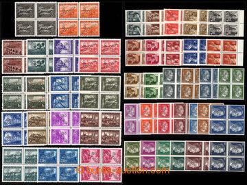 222418 - 1945 SLOVINSKO - PROVISORIA samostatné republiky Mi.1-46, 3