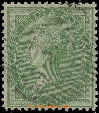 222447 - 1856 SG.50, Viktorie 2 Annas zelená NEVYDANÁ, náklad vyti