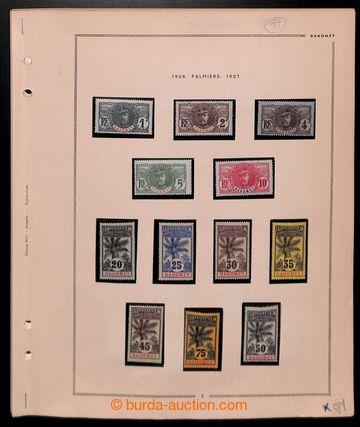 222778 - 1906-1942 [SBÍRKY]  zajímavá téměř kompletní sbírka