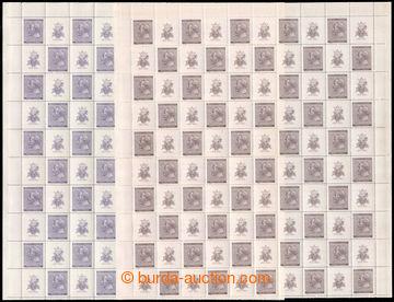 223383 - 1941 ARCHOVINA / Pof.62-63, Dvořák 60h a 1.20K, kompletní