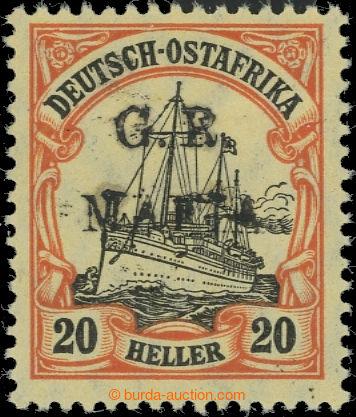 223457 - 1915 MAFIA ISLAND SG.M7A, Císařská jachta 45h s černým