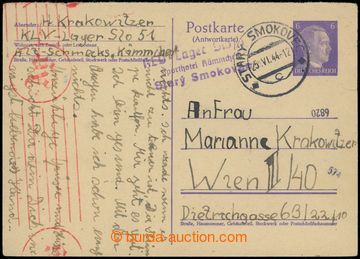 223491 - 1944 KINDERLANDVERSCHICKUNG STARÝ SMOKOVEC/ KLV-Lager Slo/5