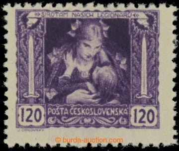 223562 -  Pof.32C, Matka s dítětem 120h fialová s ŘZ 11½ : 10½;