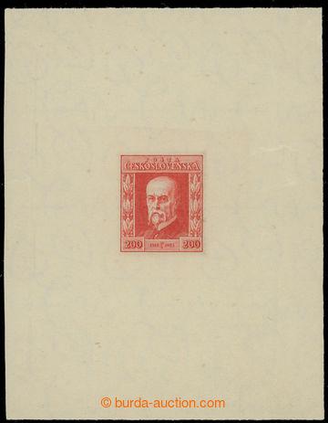 223573 - 1923 ZT  200h Jubilejní, Pof.178, měditisk s malým letopo