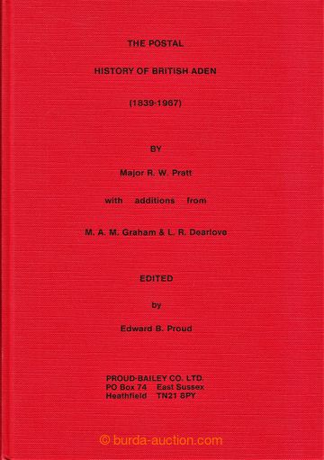 223938 - 1985 ADEN / THE POSTAL HISTORY OF BRITISH ADEN (1839-1967),