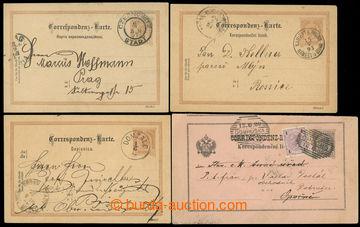 224359 - 1892-1900 Mi.STA11, daňová postal order 2 Kreuzer Franz Jo