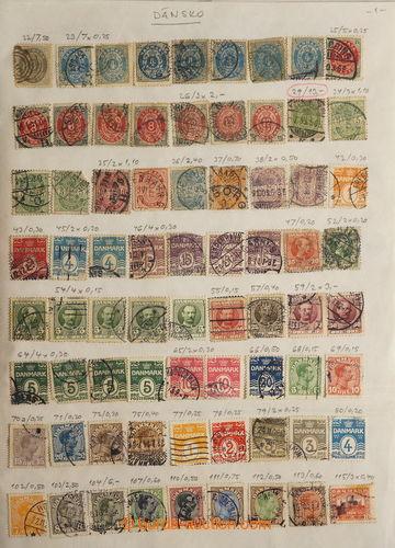 224454 - 1860-1960 [SBÍRKY]  AKUMULACE / OBCHODNÍ ZÁSOBA / celý s