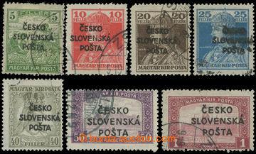224566 -  Pof.RV140, 146, 147-150, 159 a 162, Žilinské vydání (Š