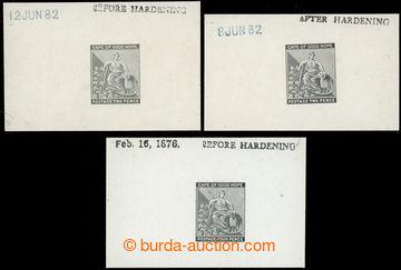 224633 - 1876-1882 Mys Dobré naděje, ZT Britannia 2P (2) a 4P, pro