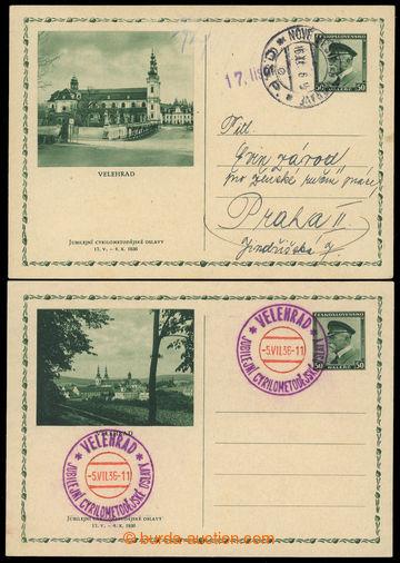224761 - 1936 CDV62/2, Jubilejní Cyrilometodějské oslavy - Velehra