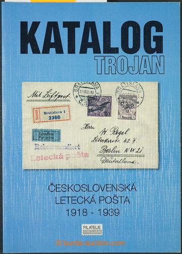 225103 - 1997 HORKA: Československá letecká pošta 1918-1939, vyda