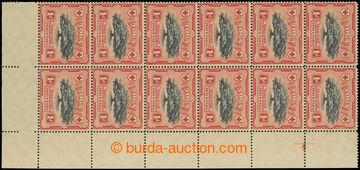 225186 - 1897 SG.39+39b, Ovava tree 1P černá / purpurová, pravý d