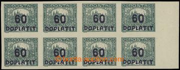 225347 - 1922 Pof.DL22 STp, Výpotřební Hradčany 60/75h šedozelen