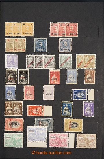 225450 - 1890-1960 [SBÍRKY]  PORTUGALSKÉ KOLONIE / obchodní zásob