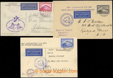 225649 - 1929-1931 1. AMERIKAFAHRT 1929 (2x) a ENGLANDFAHRT 1931, tř