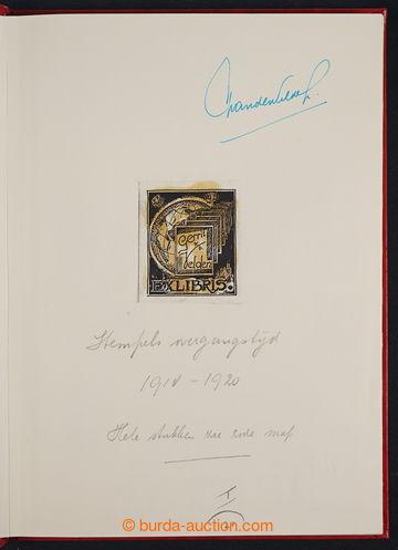 225764 - 1918-1935 [SBÍRKY]  partie raz. známek a zn. výstřižcí