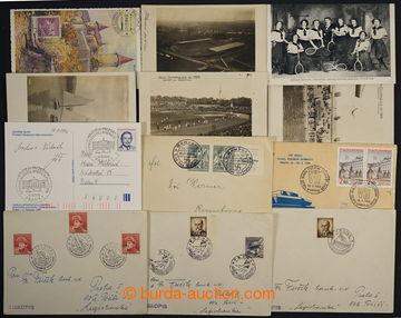 226209 - 1910-1995 [SBÍRKY]  CELISTVOSTI / ČSR I., ČaM, ČSR II.,