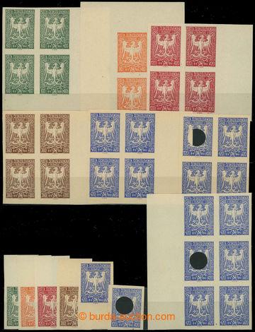 226216 - 1945 OLOMOUC / kompletní řada olomouckého vydání Orlice