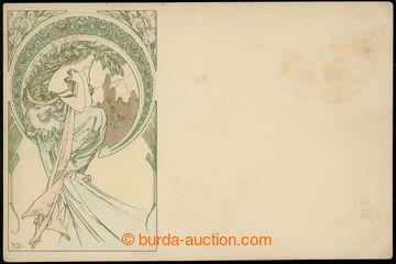 226365 - 1899 MUCHA Alfons, Champenois, francouzské vydání, DA, ne