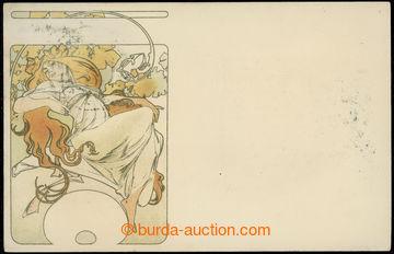 226366 - 1899 MUCHA Alfons, Champenois, francouzské vydání, DA, pr