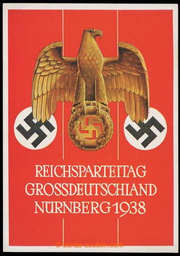 226853 - 1938 REICHSPARTEITAG GROSSDEUTSCHLAND NÜRNBERG 1938  propag