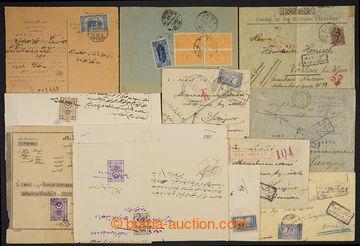 226923 -  SESTAVA / 7 dopisů, 4x do Bosny, 2x Rakousko, 1x Egypt, r�