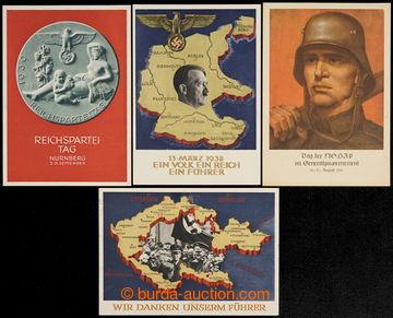 226980 - 1938 TAG DER NSDAP IM GG / WIR DANKEN UNSERM FÜHRER / + 13.