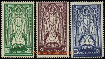 227215 - 1937 SG.102-104, Sv. Patrik 2Sh6P - 10Sh (vpravo dole kz); k