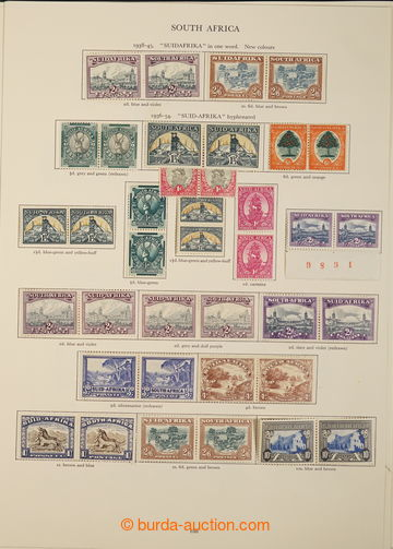 227476 - 1939-1945 [SBÍRKY]  SOUTH AFRICA / SOUTH EAST AFRICA / pěk