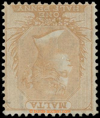 227802 - 1863-1881 SG.4w, Viktorie 1/2P buff (počítáme jako nejlev