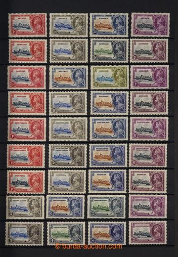227823 - 1935 [SBÍRKY]  OMNIBUS / SILVER JUBILEE - kompletní včetn