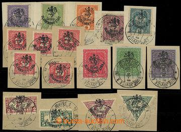 227909 - 1918 Pof.RV85-89, RV101-103, RV104-107, RV109, RV111-113, RV