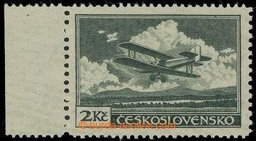 227993 - 1930 Pof.L9C, Definitivní vydání 2Kč zelená, I. typ s p