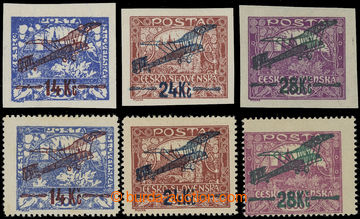 228098 -  SESTAVA / Pof.L1-L3 + L1A, L2A, L3B, I. letecké provizoriu