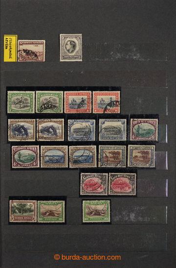 228399 - 1870-1960 [SBÍRKY]  sbírka ve 20-listovém zásobníku A4,