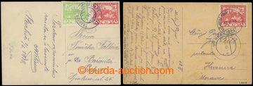 228499 - 1919 TRAUTENAU - JOSEFSTADT 117/ 2.VI.19 (Vot. 48/2) a znár