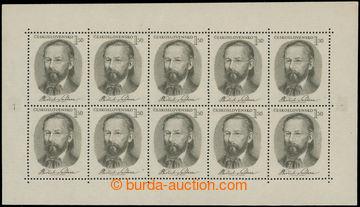 228659 - 1951 Pof.PL594, Smetana 1,50Kčs, normální perforační r�