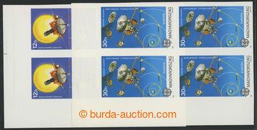 228706 - 1991 Mi.4134A, EUROPA - sondy Hughes a Cassini; luxusní nez