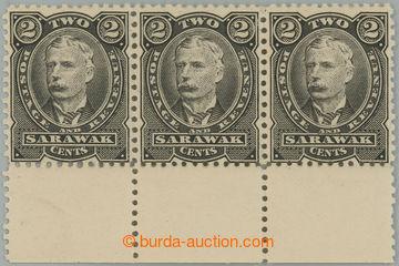 228875 - 1895 ZT  SG.28, Brooke 2C, vodorovná krajová 3-páska zkus