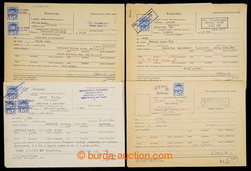 229306 - 1983-1984 Czechoslovakia/ RAILWAYS STAMPS comp. 12 pcs of do