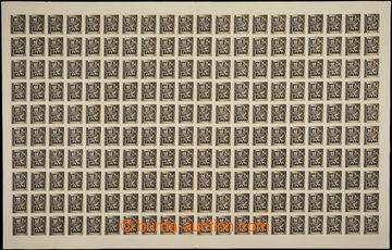 229312 - 1945 ARCHOVINA / BRATISLAVSKÉ VYDÁNÍ / Pof.363-371, 50h -