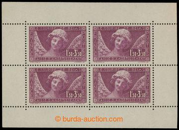 229356 - 1930 Mi.248MH, Úsměv z Remeše v sešitkovém vydání ve